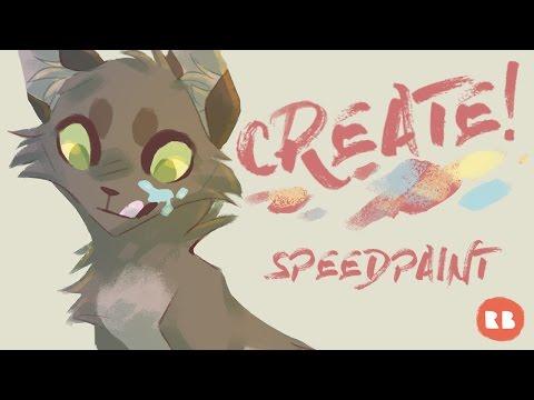 Create!    Redbubble Merch Speedpaint