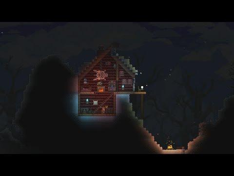 Terraria Snow Mansion