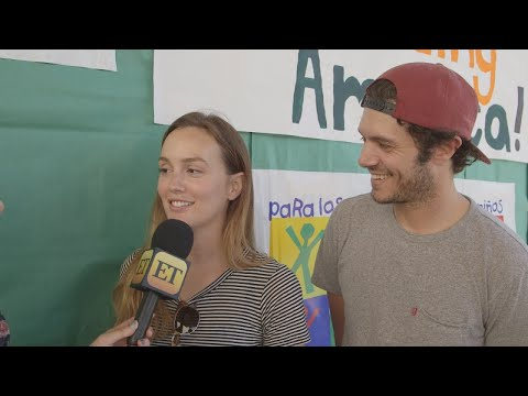 Leighton Meester and Adam Brody Totally 'Laugh' That Blair Waldorf and Seth Cohen Wound Up Toget…