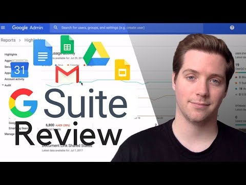 How We're Using G Suite as a Business? (G Suite Business Solutions Review)