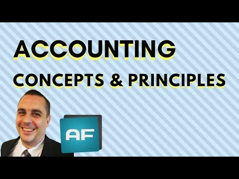 Accounting Concepts and Principles: Accounting Basics and Fundamental Theory