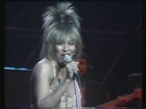 Tina Turner - Honky Tonk Woman (Live)