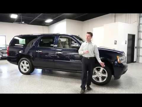 2007 Chevrolet Suburban LTZ - Bedrock Motors Rogers, Blaine, Minneapolis, St Paul, MN