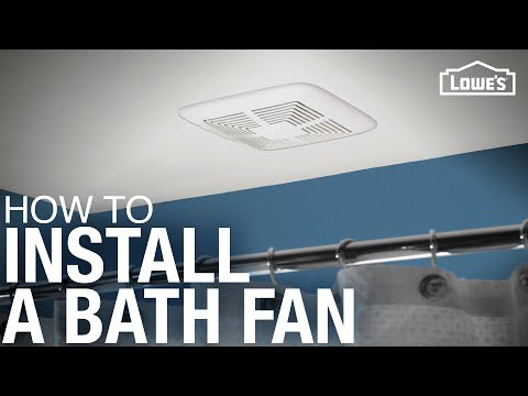 How to Replace and Install a Bathroom Exhaust Fan
