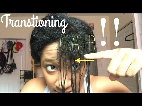 Transitioning Hair and Growing Out My Afro