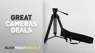 Black Friday Cameras & Photography Deals: Hako DV 930 Two-Way Pan Head Tripod
