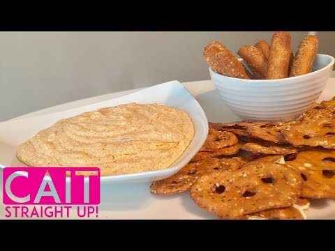 Crock Pot Beer and Cheese Dip | Cait Straight Up