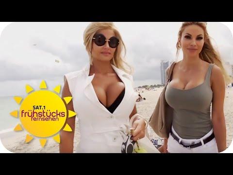 Xxx Mp4 Sophia Wollersheim Und Maria Yotta Hering Privat Die Busenwunder WG SAT 1 Frühstücksfernsehen 3gp Sex
