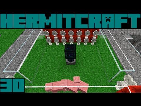 Hypno HermitCraft FTB Monster S3E30: Pink Slime !!