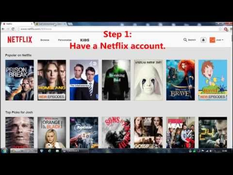 How to watch US netflix - Working 2014/2015