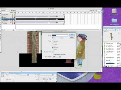 Opacity and Shadow Tutorial in Flash 8 (Tips and Tricks)