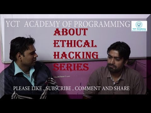Discuss About Ethical Hacking Series With Actor Ram Ratan