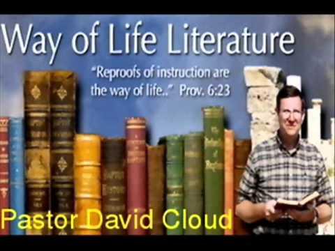 David Cloud - The Roman Catholic Church Identified In Rev. 17 (Pt. 4 of 4)