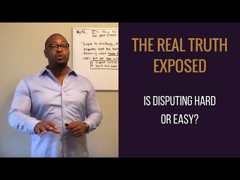 The Real Truth About Credit Repair