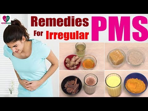 7 Best Home Remedies to Deal With Irregular Periods