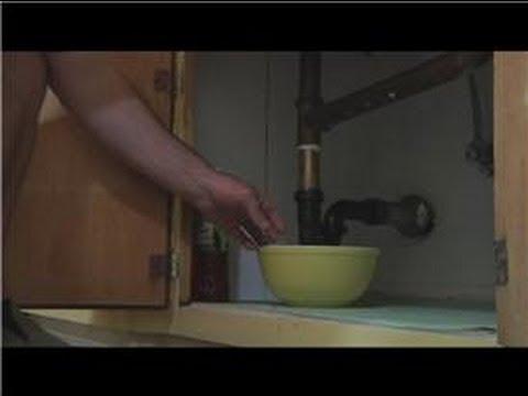 Plumbing Advice: Bathroom & Kitchen : Clogged Sink Drain Home Remedy