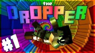 IN CADUTA LIBERA! - Minecraft ITA - The Dropper #1