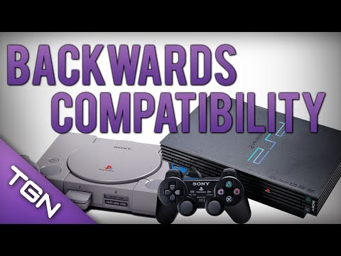 PS4 Update : PS1 & PS2 Backwards Compatibility