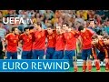Portugal V Spain The Full EURO 2012 Penalty Shoot out