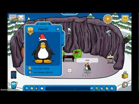 How To Look Rare On Club Penguin