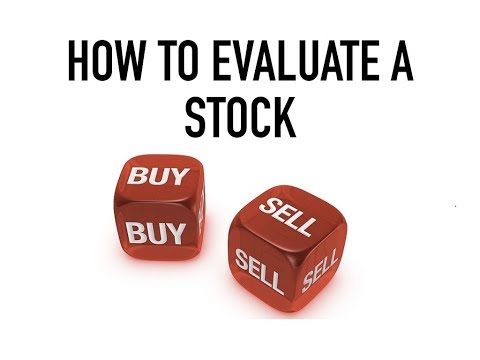 How to value a stock ?