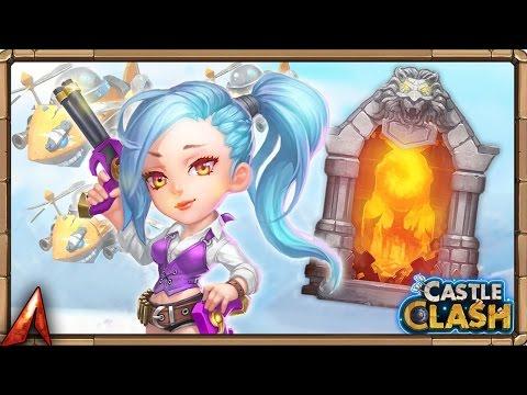 Sneak Peek New Hero! Summons Troops?! New Dungeons/IS2? Castle Clash