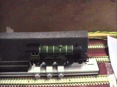 Hornby DCC loco intermittent