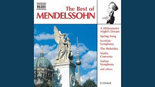 A Midsummer Nights Dream Op 61 Mwv M 13 Scherzo Op 61 No 1