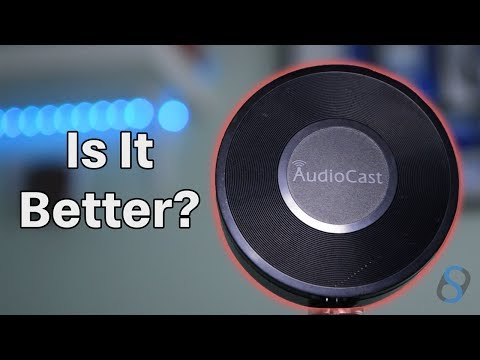 Audiocast Review by M5    Is It A Chomecast Audio Killer?