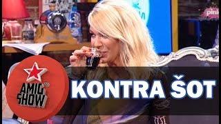 Kontra šot - Nataša Bekvalac (Ami G Show S11)