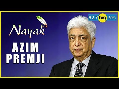 Nayak With Sanjeev Srivastava - Azim Premji Biography
