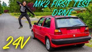 MK2 VR6 SWAP ***PLUG-AND-PLAY*** HARNESS INSTALL Pt 6