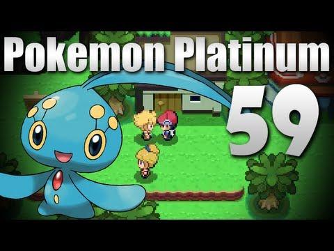Pokémon Platinum - Episode 59 [Manaphy Event]