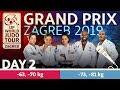 Judo Grand Prix Zagreb 2019 Day 2