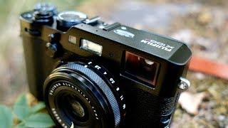"5 Reasons to Buy a Fujifilm X100f - ""The mini X-Pro2"""