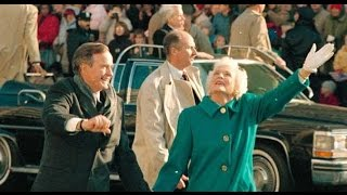 The Inauguration of George H. W. Bush 1989