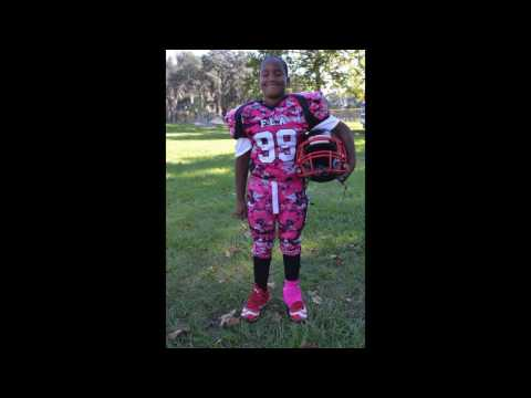 F.L.A. Vikings 6u - Breast Cancer Awareness Month Photos