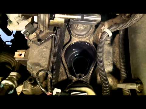 How to change spark plugs Chevy Trailblazer 2005 and later