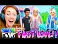 💕FIRST LOVE MOD FOR THE TWINS!💕 (The Sims 4 #80!🏡)