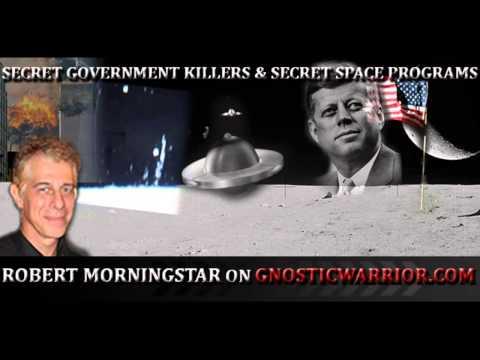 Secret Government Killers & The Secret Space Program- Robert Morningstar on GW Radio