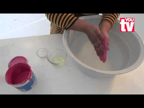 TIP: How to remove paint from your hands