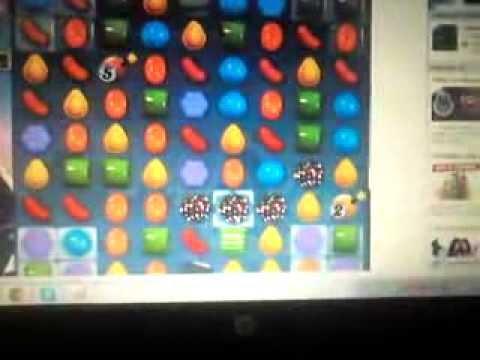 3 Bolas De Chocolate- Candy Crush Saga