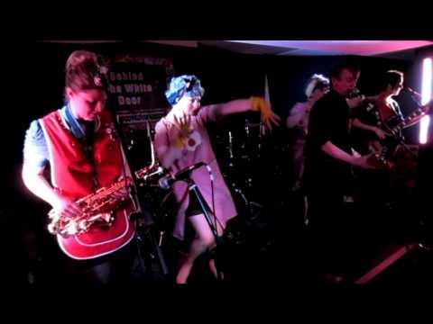 Pete Bentham + Dinner Ladies - Fulford Arms - York - 18/3/16
