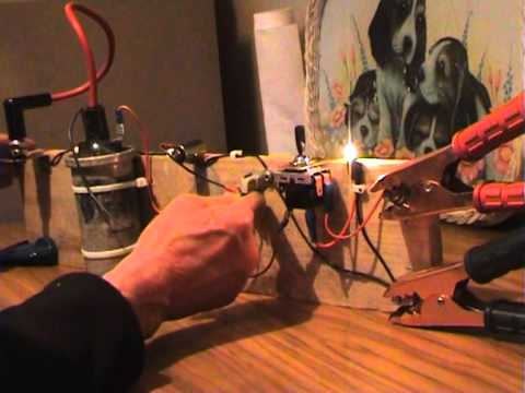 How to wire the ignition on a Classic or old car with contact breaker,points  and coil