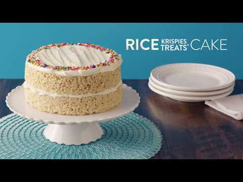 RICE KRISPIES TREATS® Cake