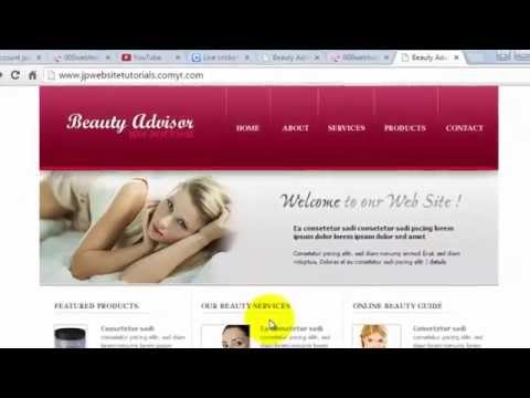 How to Get Free Domain Name and Web Hosting (Live Example with Website Upload)