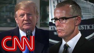 Trump calls DOJ officials' actions 'treasonous'