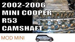 MINI Cooper S R53 Bypass Valve Repair 2002-2006 BPV - PakVim