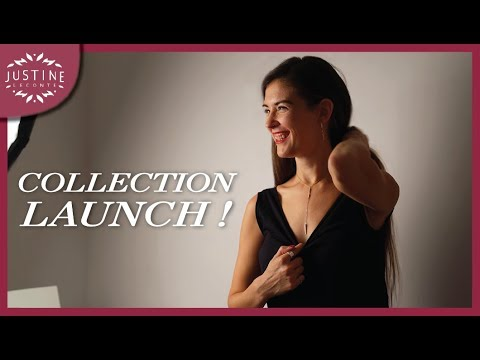 My jewelry collection is launched !   JARDIN FRANCAIS   Project Bosquet   Justine Leconte