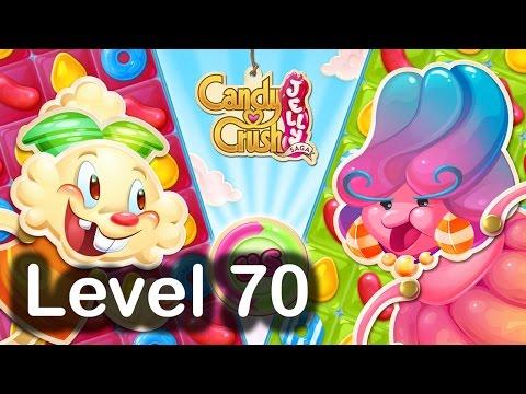 Candy Crush Jelly Saga Level 70